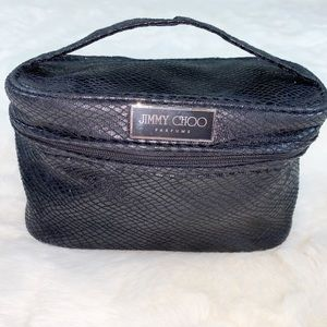 Jimmy Choo cosmetic bag